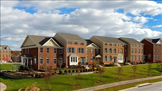 New Homes in Maryland MD - The Enclave at ArundelPreserve - Townhomes by Toll Brothers