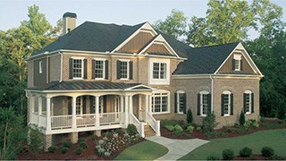 New Homes in Georgia GA - Peachtree at Sterling On The Lake by Newland Communities