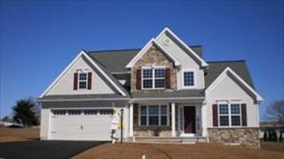 New Homes in Pennsylvania PA - Fallen Oak by Garman Builders