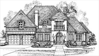 New Homes in Louisiana LA - Old Normandie Lane by Dupree Construction