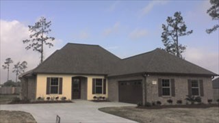 New Homes in Louisiana LA - Coffey Pines Subdivision by R.W. Miller Development Inc.