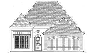 New Homes in Louisiana LA - Miramar Subdivision by Mitch Higginbotham Construction