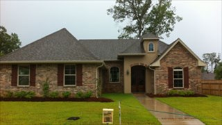 New Homes in Louisiana LA - Parkwood II Estates Subdivision by Parkwood Development Corp