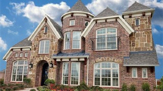 New Homes in Texas TX - Dominion at Panther Creek by Grand Homes