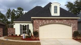 New Homes in Louisiana LA - Orchard at St Tammany Oaks 2 by Rufus W Tingle Inc