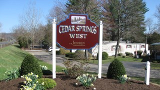 New Homes in Connecticut CT - Cedar Springs by Jensen Communities