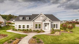 New Homes in Delaware DE - The Grande at Canal Pointe by NVHomes