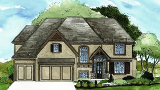 New Homes in Missouri MO - Coffee Creek Crossing by Woodbridge Custom Homes