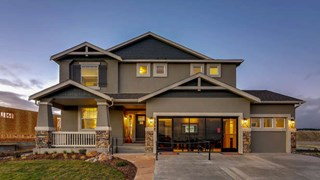 New Homes in Colorado CO - Wolf Ranch by Classic Homes