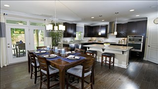 New Homes in North Carolina NC - The Meadows - Basement Homes by KB Home