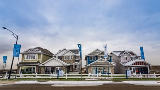 New Homes in - Starling at Big Lake by Rohit Group of Companies
