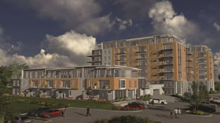 New Homes in Quebec QC Canada - Les Condos Notre Dame by Habitations Trigone