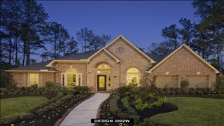 New Homes in Texas TX - The Preserve of Mission Valley by Perry Homes