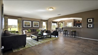 New Homes in Texas TX - The Hills of Bear Creek by MileStone Community Builders