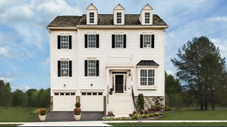 New Homes in Maryland MD - Layhill Overlook (Estates) by Craftmark Homes