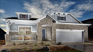 New Homes in Colorado CO - Leyden Rock by William Lyon Homes