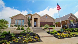 New Homes in Texas TX - Parkside At Mayfield Ranch by M/I Homes