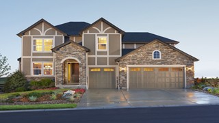 New Homes in Colorado CO - Richmond American Homes at Colliers Hill by Richmond American