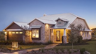 New Homes in Texas TX - Sitterle Homes at Rancho Sienna by Newland Communities
