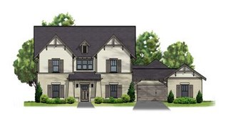 New Homes in Alabama AL - Cypress Point by Harris and Doyle Homes
