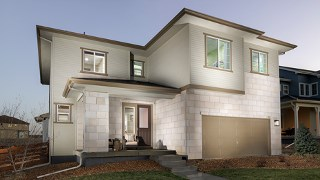 New Homes in Colorado CO - Shea3D at Colliers Hill by Shea Homes