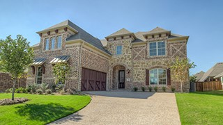 New Homes in Texas TX - Bower Ranch by Grand Homes