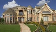 New Homes in Texas TX - Kings Crossing by Grand Homes
