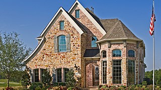 New Homes in Texas TX - The Ridge at Indian Creek by Grand Homes