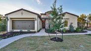 New Homes in Texas TX - The Bluff at the Dominion by Sitterle Homes