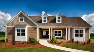 New Homes in North Carolina NC - Schumacher Model by Schumacher Homes