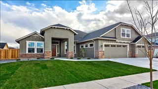 New Homes in Idaho ID - Foxtail by Boise Hunter Homes