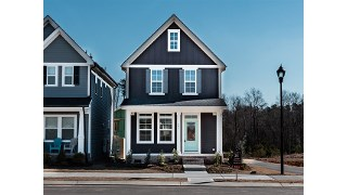 New Homes in North Carolina NC - Fresh Paint by Garman Homes at Wendell Falls by Newland Communities