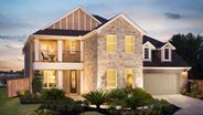 New Homes in Texas TX - Massey Lakes Estates by Meritage Homes