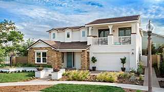 New Homes in California CA - Silvermist at Beacon Park by K. Hovnanian Homes