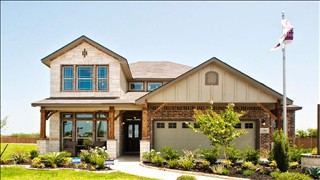 New Homes in Texas TX - Remuda Ranch by M/I Homes