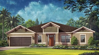 New Homes in - Arbor Oaks  by Taylor Morrison
