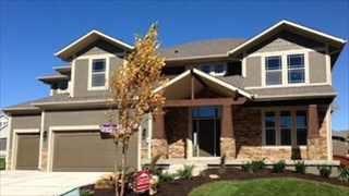 New Homes in Missouri MO - Estates of Highland Ridge  by Prieb Homes