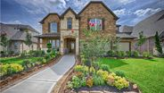 New Homes in Texas TX - Laurel Park by M/I Homes