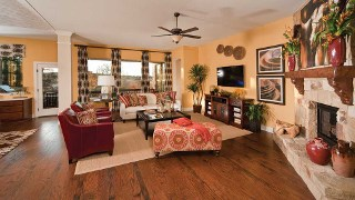 New Homes in Texas TX - David Weekley Homes at Sweetwater by Newland Communities