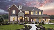 New Homes in Ohio OH - Rivercrest - Cascades by M/I Homes