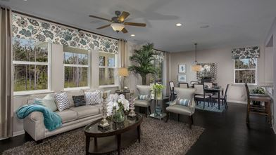 Cypress Place At Hunter S Ridge By Kb Home In Daytona Beach Florida Fl New Homes Directory