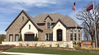 New Homes in Texas TX - Toll Brothers at Canyon Falls by Newland Communities