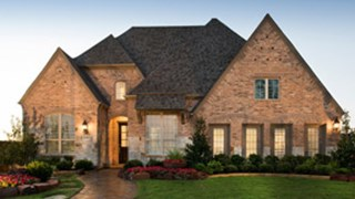 New Homes in Texas TX - Highland Homes at Canyon Falls by Newland Communities