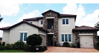 New Homes in Florida FL - Casa del Lago at Windermere by Surrey Homes