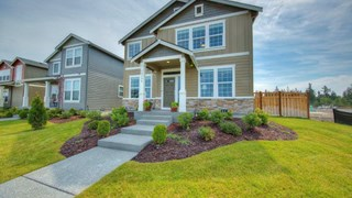 New Homes in Washington WA - Oakridge Homes at Tehaleh by Newland Communities
