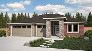 New Homes in Washington WA - HC Homes at Tehaleh by Newland Communities