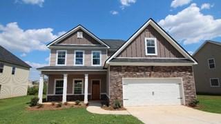 New Homes in Georgia GA - Hidden Creek  by Blue Ribbon Builders
