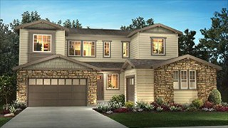 New Homes in Colorado CO - Whispering Pines - Woodlands Collection by Shea Homes