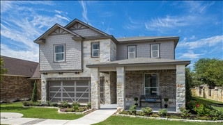 New Homes in Texas TX - Windfield by KB Home