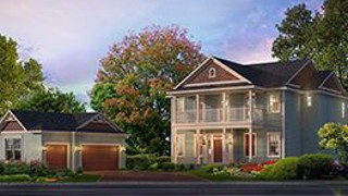 New Homes in Florida FL - ICI Homes at FishHawk Ranch by Newland Communities